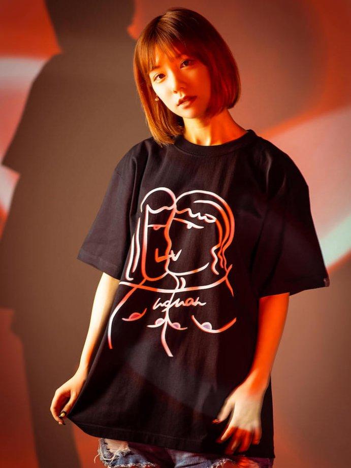 Felilina 半袖Tシャツ EDA03