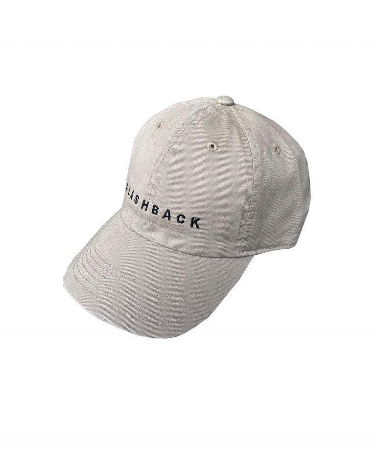 FLASHBACK Logo Panel Cap BEG