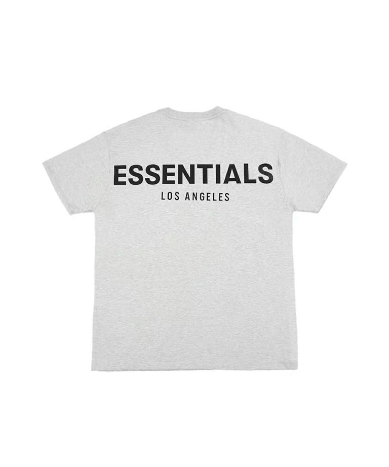 <img class='new_mark_img1' src='https://img.shop-pro.jp/img/new/icons5.gif' style='border:none;display:inline;margin:0px;padding:0px;width:auto;' />FOG ESSENTIALS リフレクターLA限定Tシャツ - エッセンシャルズ FOG BACK LOGO LA Limited TEE GRY