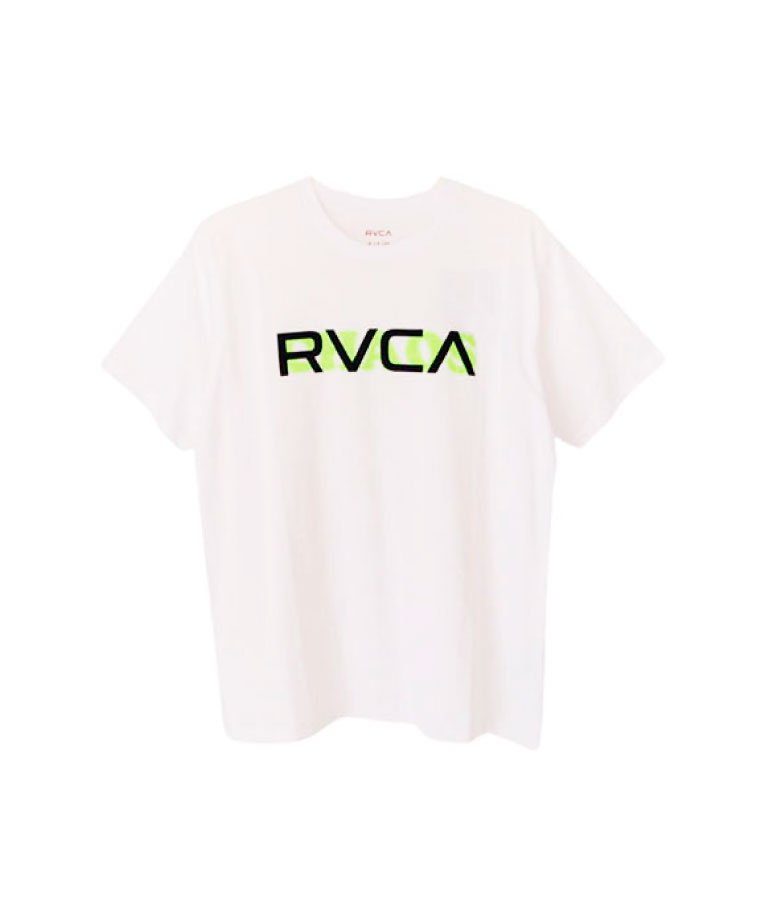<img class='new_mark_img1' src='https://img.shop-pro.jp/img/new/icons5.gif' style='border:none;display:inline;margin:0px;padding:0px;width:auto;' />RVCA (ルーカ) CHAOS/ORDER TEE(BB041-201)WHT