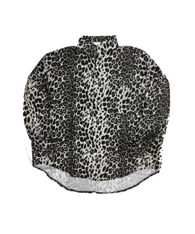 OUTRO-feer de seal- Leopard Long Sleeve Shirt