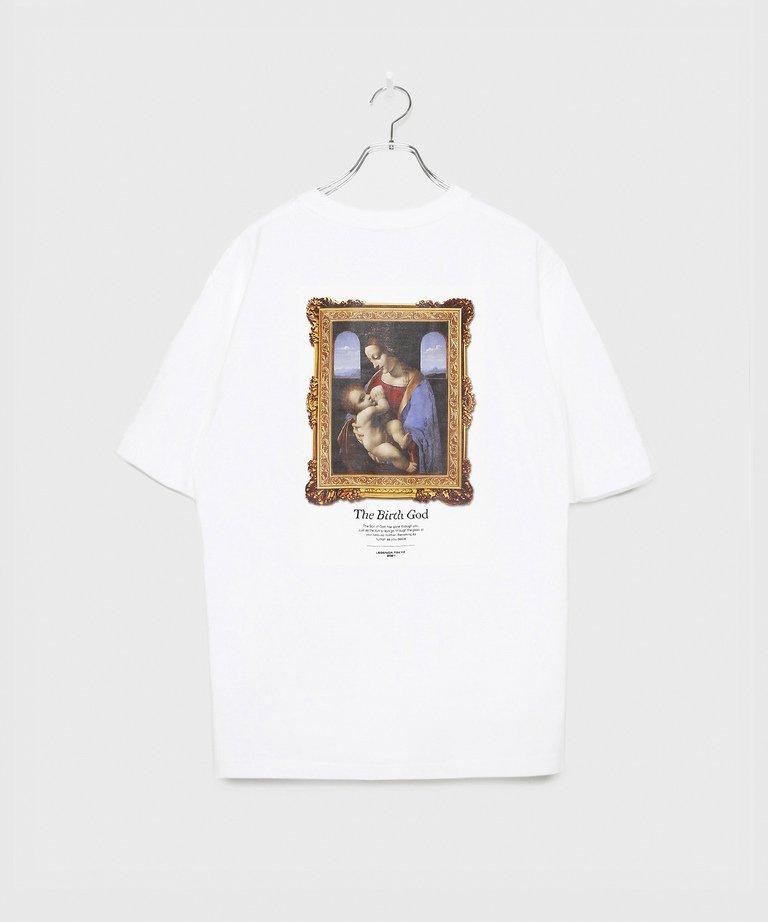 LEGENDA Birth God ‐2021‐ T-shirt[LEC1042]