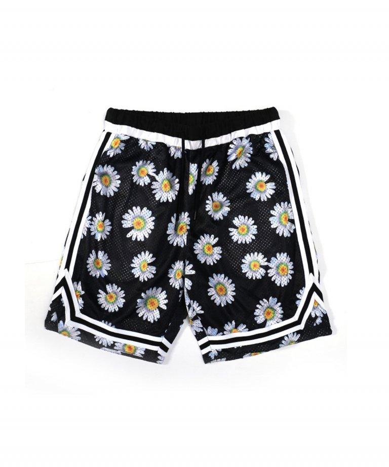 【OUTRO】 Semi-Wide  Gerbera Pants