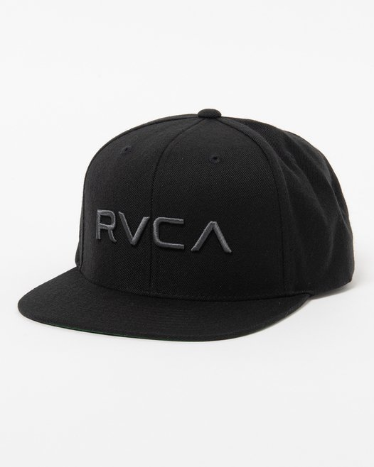 <img class='new_mark_img1' src='https://img.shop-pro.jp/img/new/icons5.gif' style='border:none;display:inline;margin:0px;padding:0px;width:auto;' />RVCA (ルーカ) RVCA TWILL SNAPBACK キャップ