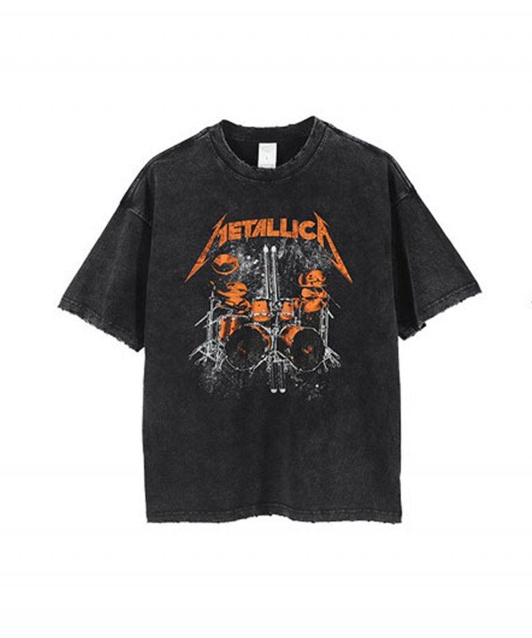 【USA Select】 METALLICA OVERSIZE Vintage T-Shirts.