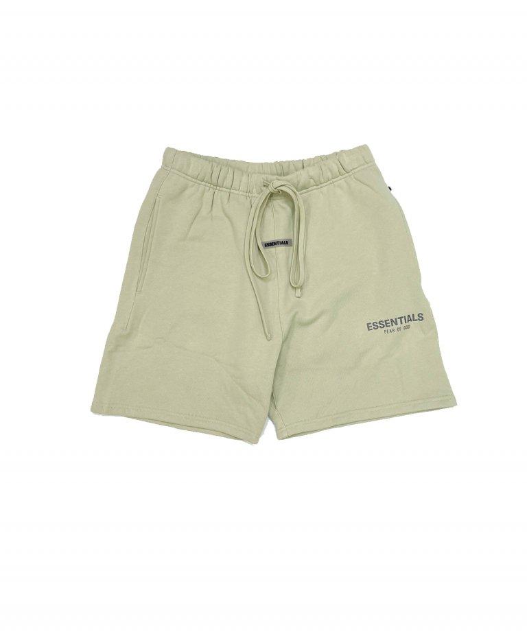 FOG ESSENTIALS Reflector Sweat Shorts リフレクタースウェットショートパンツ SAGE
