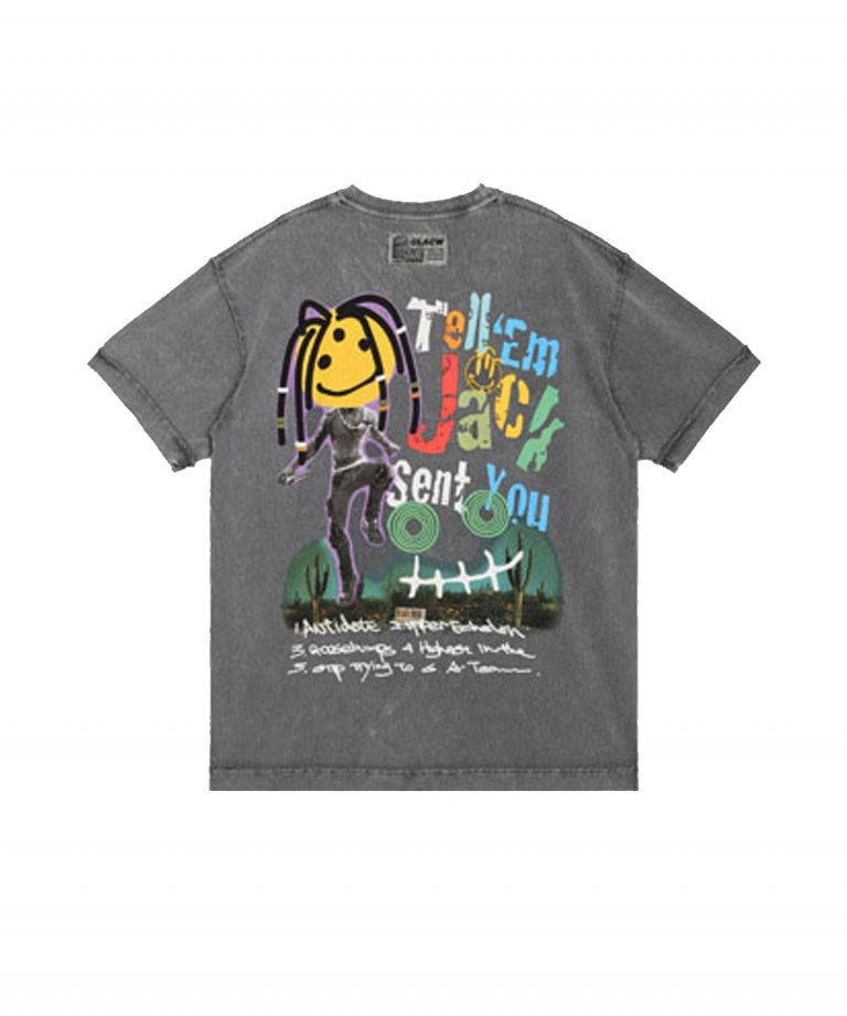 【USA Select】 HIGH GRAPHIC OVERSIZE Vintage T-Shirts.