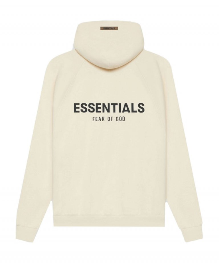 <img class='new_mark_img1' src='https://img.shop-pro.jp/img/new/icons1.gif' style='border:none;display:inline;margin:0px;padding:0px;width:auto;' />Fear Of God Essentials Rubber Logo Pullover Hoodie21SS Cream