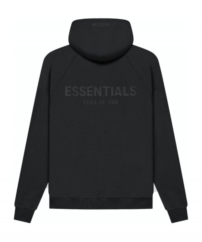 <img class='new_mark_img1' src='https://img.shop-pro.jp/img/new/icons1.gif' style='border:none;display:inline;margin:0px;padding:0px;width:auto;' />Fear Of God Essentials Rubber Logo Pullover Hoodie21SS BLK