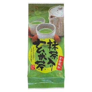 抹茶入り玄米茶