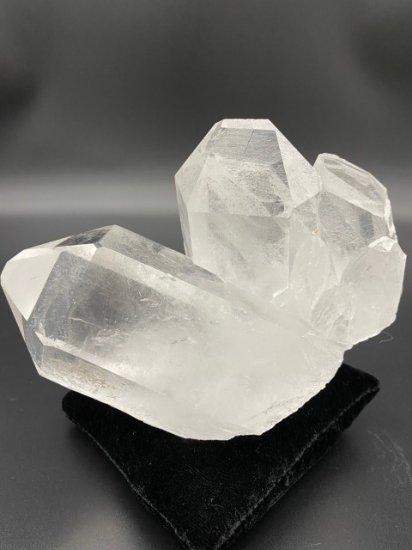 水晶クラスター トリプルポイント