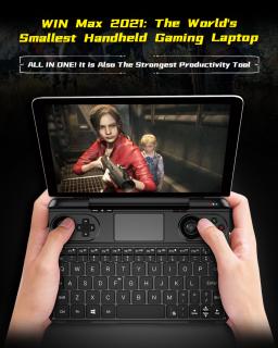 GPDWinMax 2021Ver デントオンラインショップ限定版セット