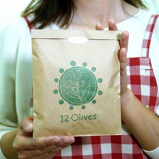 オリーブ茶(HOT用)10袋・(ICE 用)5袋 / 12Olivesの商品画像