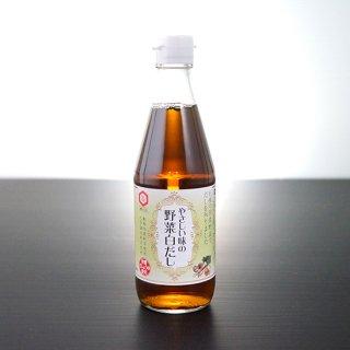 やさしい味の『野菜白だし』/ 七福醸造の商品画像