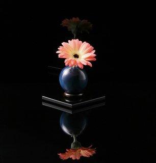木製花器「きゅうと」敷板セット(ギフトボックス入り)/株式会社ピアックスの商品画像