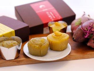スイートポテト食べ比べセット / うなぎいも王国&カフェの商品画像