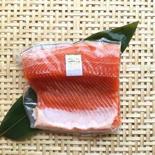渥美プレミアムラスサーモンフィレ / 林養魚株式会社の商品画像