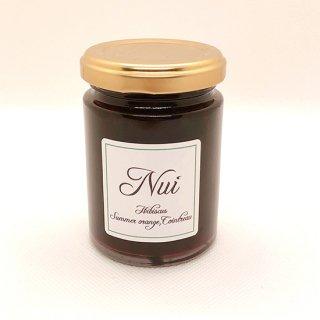 ハイビスカスと夏みかんのマーマレード/Jam&Marmalade Nuiの商品画像