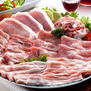 とよかわみー豚バラエティセット/ヤマグチファームの商品画像