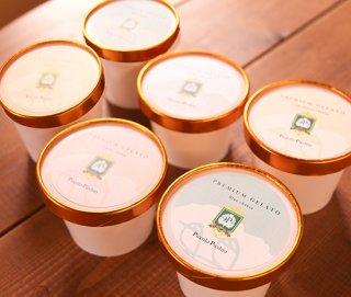 森のジェラート〜チーズ〜1セット6個入り/ぬくもりの森の商品画像
