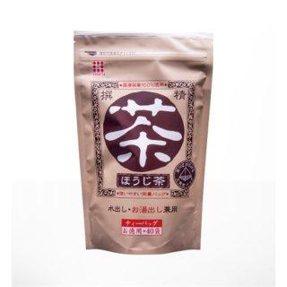 ほうじ茶  三角ティーバッグ4gx40pシリーズ/いさし園の商品画像