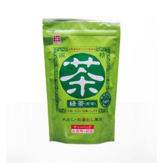 緑茶  三角ティーバッグ4gx40pシリーズ/いさし園の商品画像