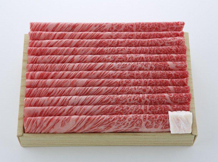 黒毛和牛 すき焼き(冷蔵)