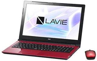 NEC LAVIE Note Standard NS700/JAR PC-NS700JAR /ルミナスレッド
