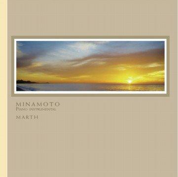ヒーリングCD MINAMOTO ピアノインストゥルメンタル