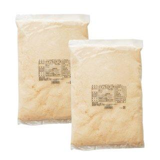 グラナパダーノ パウダー 粉チーズ 1kg 2袋 総重量2kg 業務用 お得 パスタ リゾット ピザ ナチュラルチーズ 冷凍保存可能