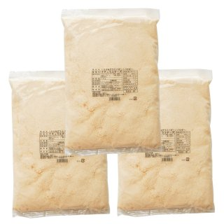 グラナパダーノ パウダー 粉チーズ 1kg 3袋 総重量3kg 業務用 お得 パスタ リゾット ピザ ナチュラルチーズ 冷凍保存可能