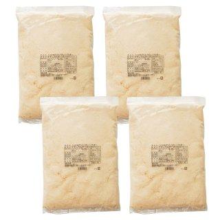 グラナパダーノ パウダー 粉チーズ 1kg 4袋 総重量4kg 業務用 お得 パスタ リゾット ピザ ナチュラルチーズ 冷凍保存可能