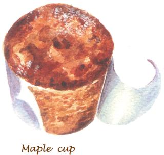メープルカップ