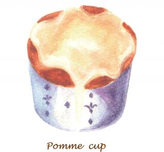 ポムカップ