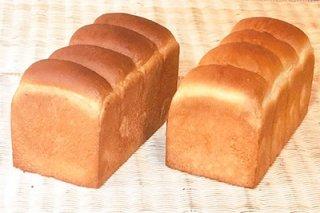全粒粉食パンとキング食パンセット