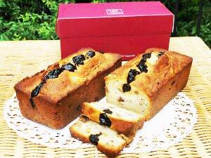 フルーツパウンドケーキ2本セット