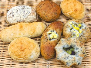 おからパン8種類16個セット