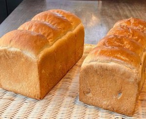 くるみ食パンとキング食パンの4斤セット