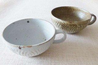 花紋 スープカップ