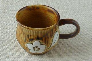 茶マグカップ a
