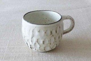 ホワイトマグカップ(丸)
