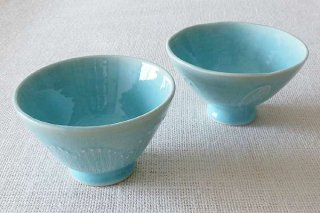 飯碗(青釉)