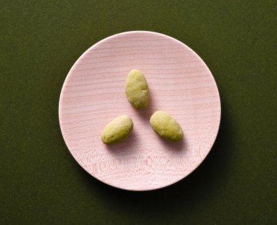 Matcha almond