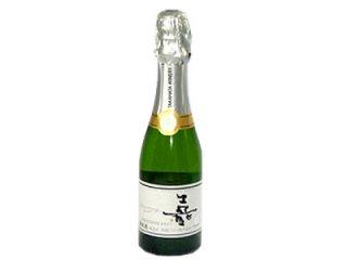 [高畠ワイン] 嘉スパークリング  シャルドネ(200ml)
