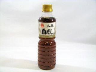 [大千醤油店] 和風白だし(500ml)
