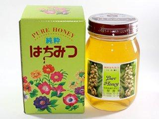 [土屋養蜂]純粋はちみつ(とち) 600g