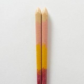 峰 桃 / 手描き先角