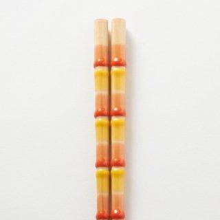 陽 橙・黄 / とんぼ玉かぐや