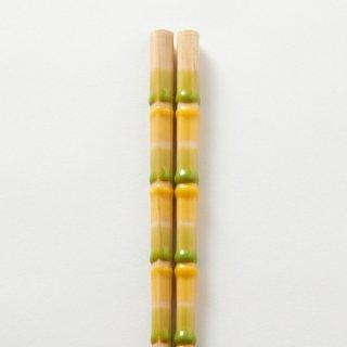 陽 緑・黄 / とんぼ玉かぐや