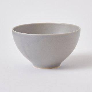 飯碗 美濃焼(作山) 灰